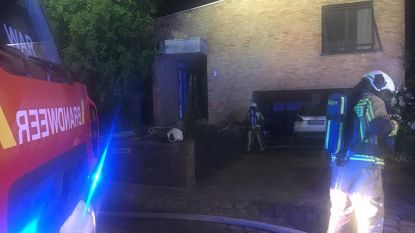 Woning ouder koppel onbewoonbaar na brand in garage in Waregem