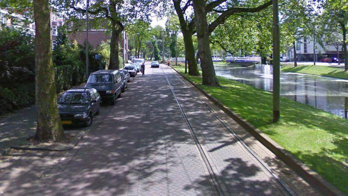 De Noordsingel in Rotterdam-Noord.