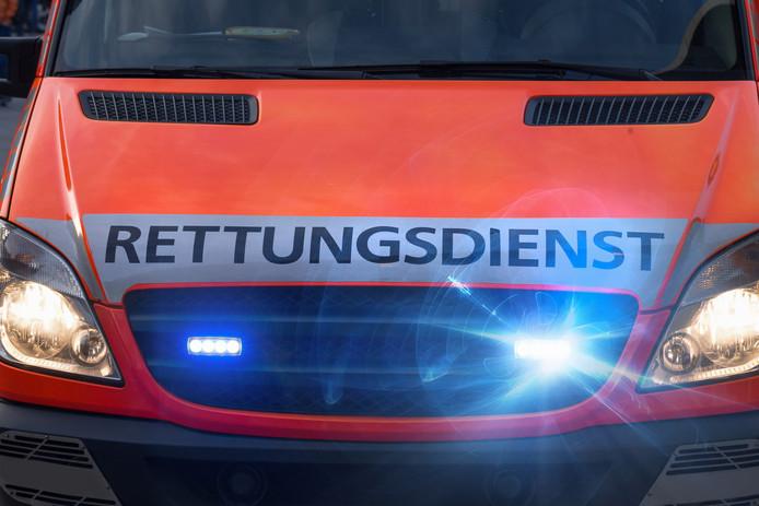 Nederlandse ambulances moeten ook in Duitsland hulp kunnen  bieden.