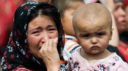 China verbiedt sluiers en 'abnormale baarden'