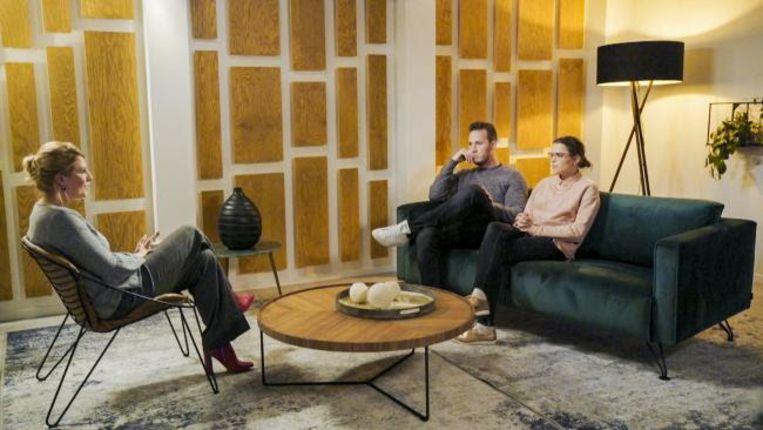 Joris en Annelies gaan te rade bij experte Margo Van Landeghem.