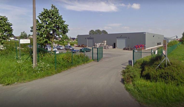 Tielt trekt 200.000 euro uit voor de vernieuwing van de loods van de technische dienst in de Meulebeeksesteenweg