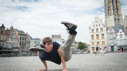 """Michaël Priëels organiseert zondag derde Battle of Honour: """"Breakdance moet Olympische sport worden!"""""""