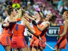 Jeugdig Oranje aast op laatste Champions Trophy