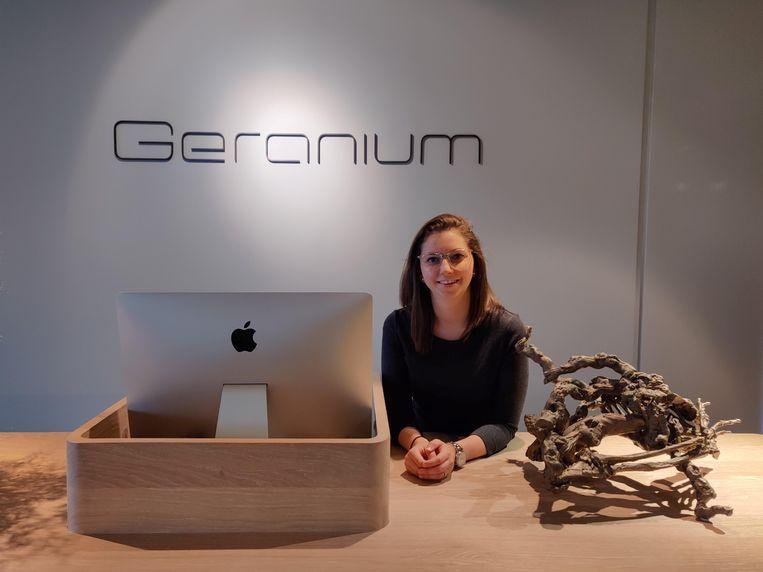 Laury Deleersnyder is sinds kort aan de slag bij één van de beste restaurants ter wereld: Geranium in Kopenhagen.