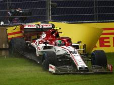 Giovinazzi start achteraan na versnellingsbakwissel