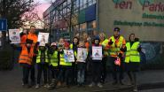 Kinderen Ten Parke vragen aandacht voor fietsstraat
