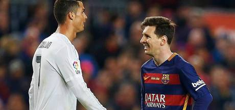 Barça móet El Clásico in Madrid winnen
