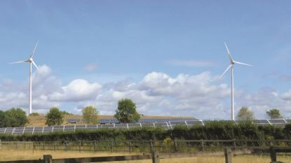 """Imog wil twee windmolens neerpoten op site in Moen: """"Ze zullen géén overlast veroorzaken"""""""