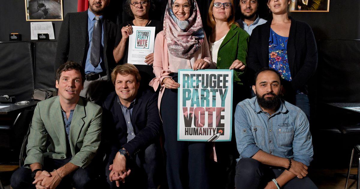 Refugee Party wil menselijkere toon in vluchtelingendebat