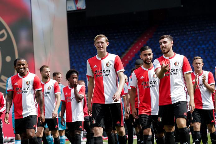 Feyenoord speelt in de derde voorronde tegen Qabala of Dinamo Tbilisi.