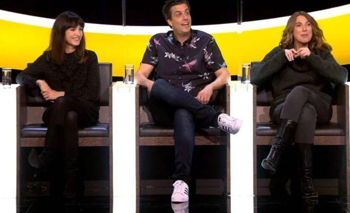 Daphne, Rob en Caroline