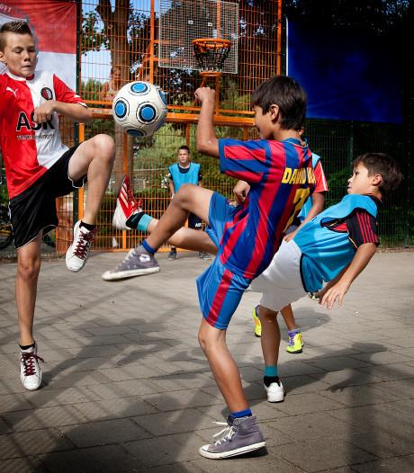Gemeente helpt sportclubs in nood