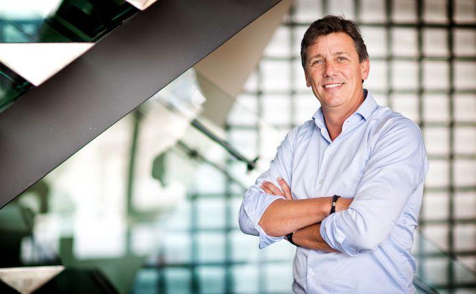 Voorman Jacco Vonhof van MKB-Nederland