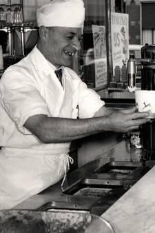 Boek over Luigi, de Italiaan van ijssalon Torino in Nijmegen