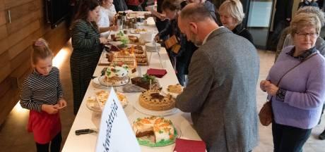 Taarten bakken en robot aansturen in Kulturhus in Borne