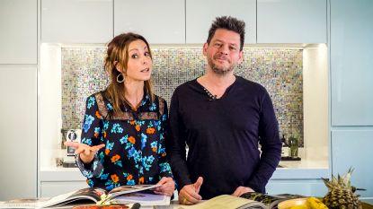 """Bieke Ilegems en Erik Goossens voor hete vuren in '2 Sterren Restaurant': """"Al veel meegemaakt, maar dit..."""""""