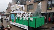 IN BEELD: Eksel Carnaval met wolvin Naya in glansrol