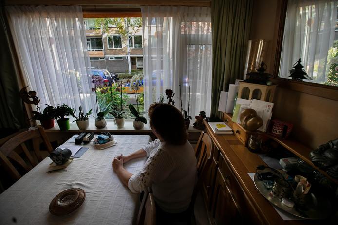 Linda was twee keer slachtoffer van een overval in Eindhoven