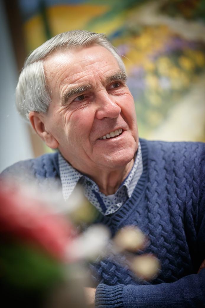 Jan Oomen, voorzitter Industriële Kring Rucphen.
