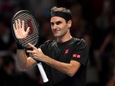 Federer knokt zich terug: 'Ik blijf tennis spelen zolang mijn lichaam het toelaat'