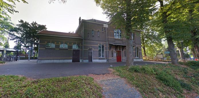 Het station van Lunteren