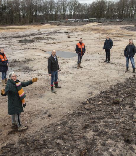 Vervuiling Springendal bij Vasse is aangepakt; nu nog de lelijke oude boorput weg