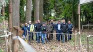 """Organisatoren verkennen modderig parcours van superprestige veldrijden in Gavere: """"Een paar droge dagen kunnen nog veel veranderen"""""""
