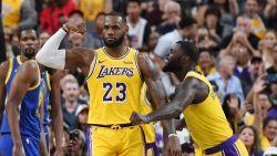 Morgen begint het NBA-seizoen: leidt LeBron James de Lakers naar nieuwe triomfen?