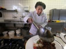 Sui Wan Yuen - Ko is 77 jaar en nog lang niet klaar in restaurant Mei Wah in Eindhoven