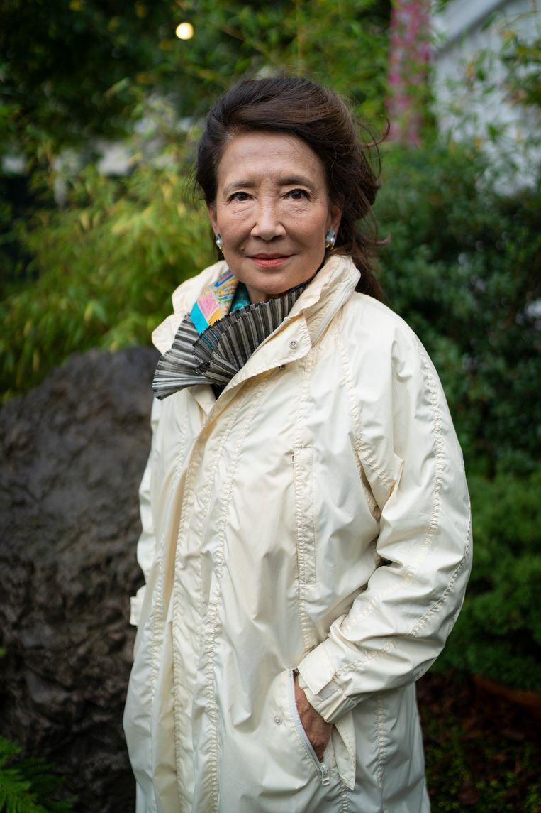 Jung Chang (Sichuan, 1952) kreeg internationale bekendheid door Wilde Zwanen (1992). Hierin beschrijft ze de geschiedenis van China en de Culturele Revolutie aan de hand van de levens van haar grootmoeder, haar moeder en haarzelf. Ze verkocht meer dan 15 miljoen exemplaren, in 40 talen.  Beeld Getty Images