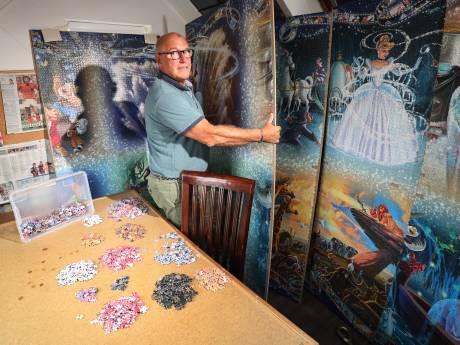 Puzzel van 40.000 stukjes is bijna klaar. Maar wie wil hem hebben?