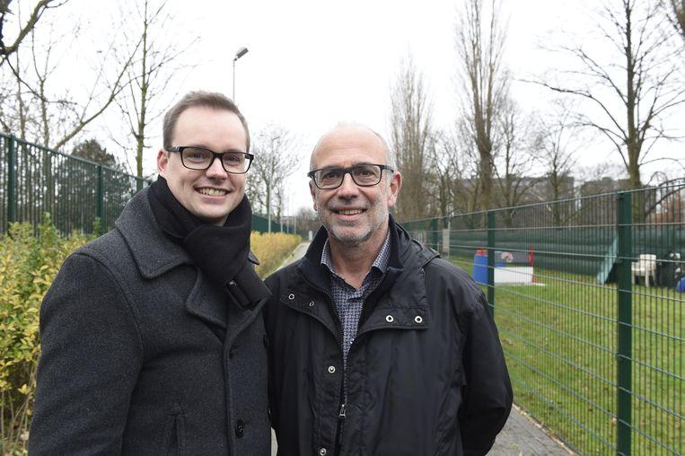 Politiewoordvoerder Wouter Bruyns nam in 2015 de fakkel over van Fons Bastiaenssens. Die laatste werd in dat jaar ook al 'woordvoerder van het jaar'.