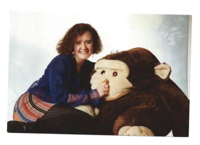 Tania Van Kerkhoven was een vrolijke meid met veel vrienden.