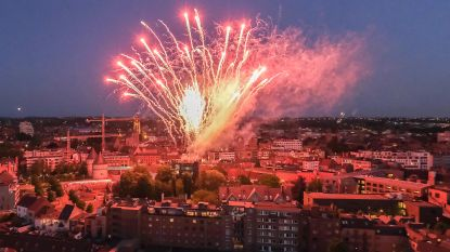 Ozark Henry vanuit openluchtbad, Niels Destadsbader vanuit K-Tower: 'online' Sinksenfeesten worden spetterend afgetrapt