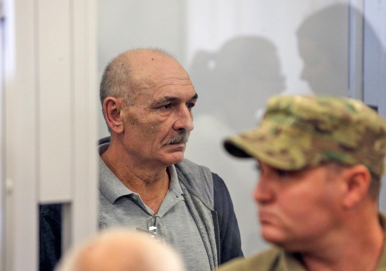MH17-verdachte Vladimir Tsemach.