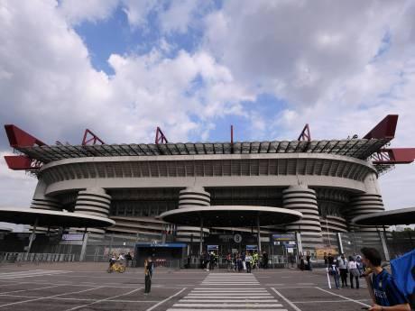 AC Milan en Inter gaan nieuw stadion bouwen: San Siro gaat tegen de grond