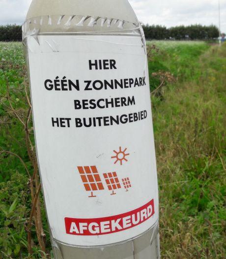 Zonnepark Vroenhoutseweg is een stap dichterbij, maar boze omwonenden geven niet op