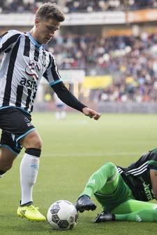 Slechte eerste helft breekt Heracles op tegen Feyenoord