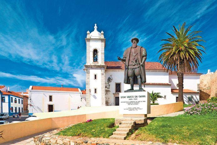 Sines is de geboorteplaats van ontdekkingsreiziger Vasco da Gama.