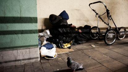 """Daklozen vragen om richtijnen over nachtopvang: """"We krijgen geen informatie"""""""