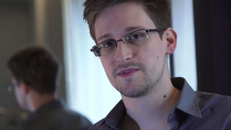 Edward Snowden Beeld ANP