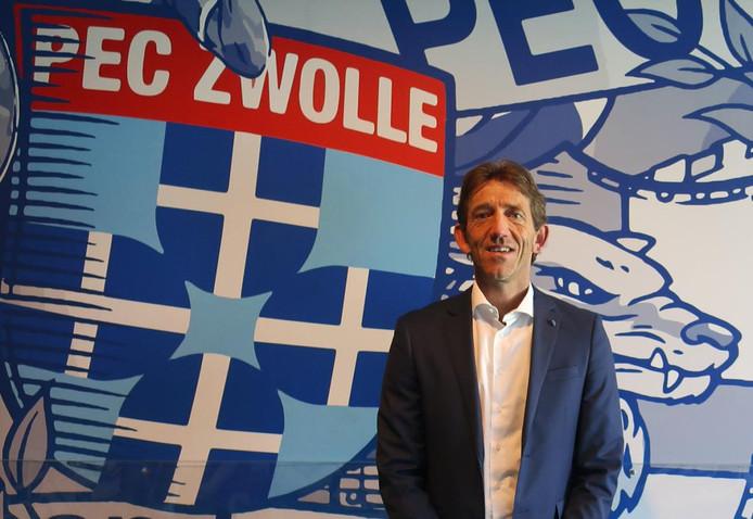 Zwollenaar Mike Willems wordt de nieuwe technische baas van PEC, zo heeft de club bevestigd.