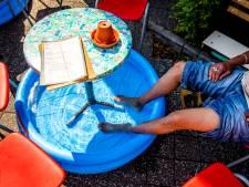Doelenplein transformeert deze week in een zwembadjes-paradijs