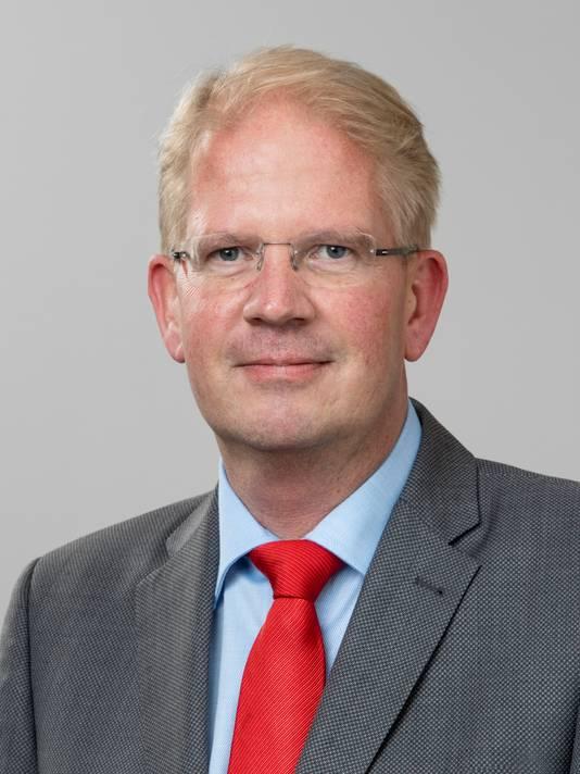Marco Timmers, topman van het biotechnologiebedrijf Byondis in Nijmegen.