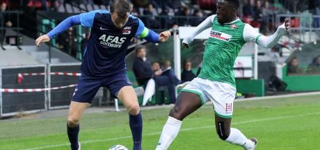 Samenvatting: FC Dordrecht - Jong AZ