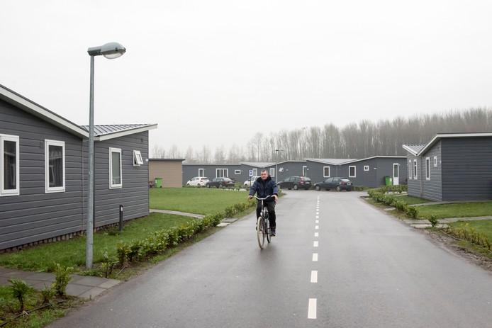 Een 'Polenpark' in Zeewolde.