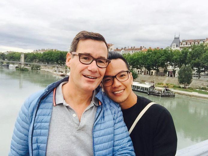 Paul en Liang, door corona gescheiden maar de toekomst lonkt: de twee willen Tilburg hun thuisbasis maken
