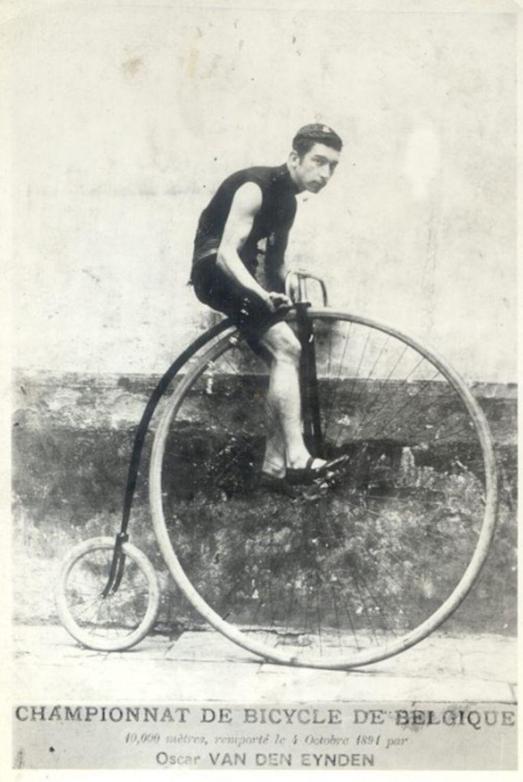 Oscar Van den Eynde.