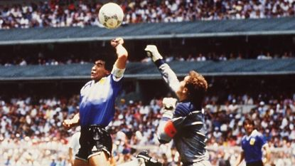 """'Hand van God' daalde exact 32 jaar geleden uit hemel neer: """"En dààrvoor moest Argentinië gisteren boeten"""""""